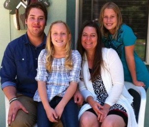 Joseph, Justine, Korina, Jaynee