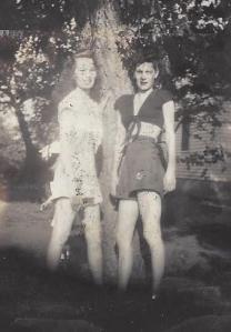 Birdie and Audrey Cooper