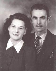 Grandma and Grandpa Dove