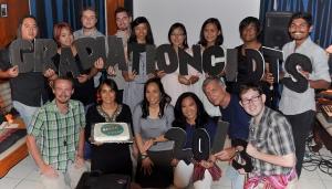 Create International Discipleship Training School 2013 graduates!