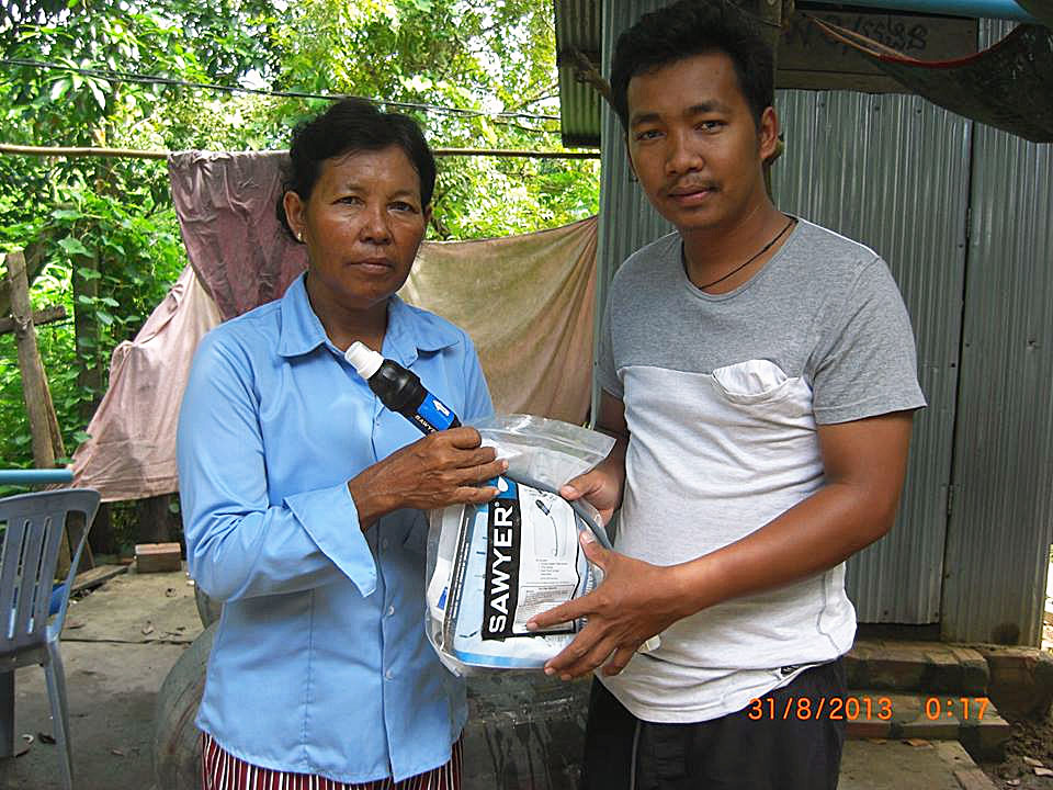 Another blessing. Thank you Bona for your obedience to God in serving your home village!