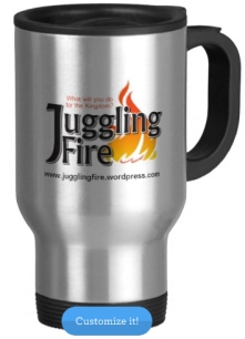 http://www.zazzle.com/juggling_fire_coffee_mug-168131799229539488