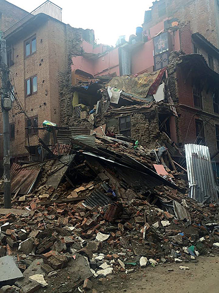 kathmandu after quake1