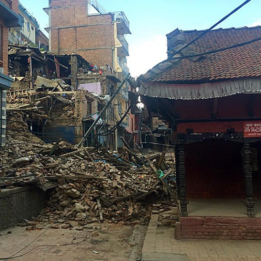 kathmandu after quake2