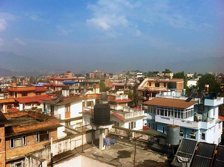 kathmandu before quake