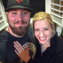 Joseph and Kelsi got engaged!
