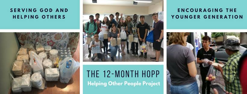 12-Month HOPP: Helping Other People Project in Bangkok, Thailand